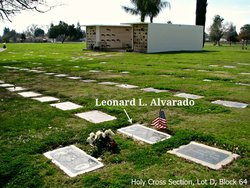 Leonard Louis Alvarado
