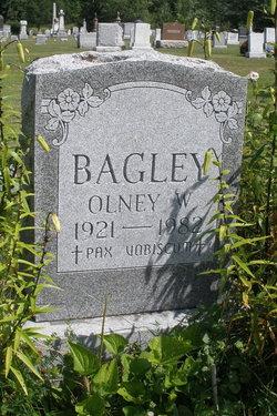 Olney W Bagley
