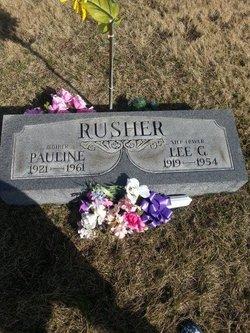 Pauline <i>Stanfield</i> Rusher