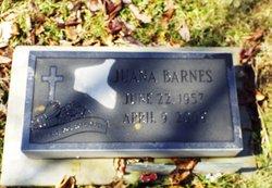 Juana <i>Gallegos</i> Barnes