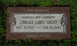 Carlyle LeRoy Wight