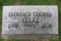Florence <i>Coombs</i> Avery