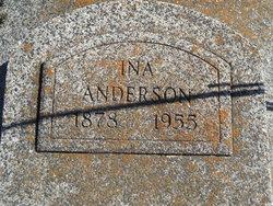 India Ina <i>Kincheloe</i> Anderson