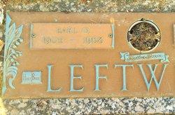 Earl Otey Leftwich