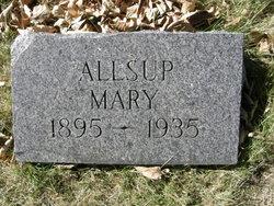 Mary Allsup
