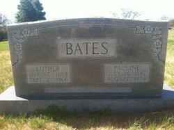 Pauline <i>Pitts</i> Bates