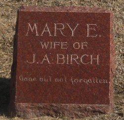 Mary E <i>Green</i> Birch