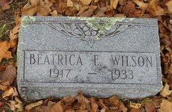 Beatrice Eleanor Wilson