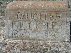 Lucy A. <i>Daugherty</i> Epler
