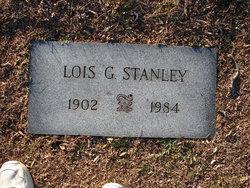 Lois G <i>Wesley</i> Stanley