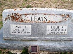 Lillie R. <i>Appling</i> Lewis