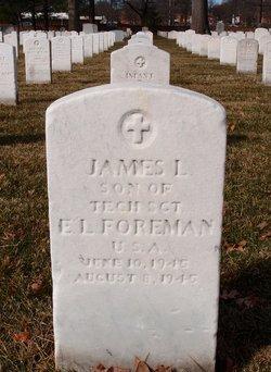 James L Foreman