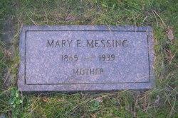 Mary Ellen <i>Williams</i> Messing