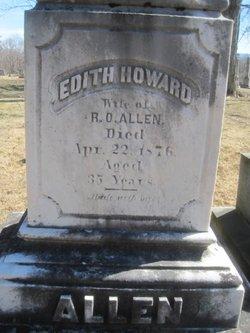 Edith <i>Howard</i> Allen