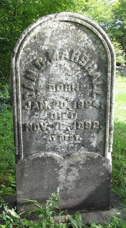 Daniel Chace Marshall
