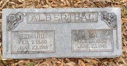 Edward Alberthal