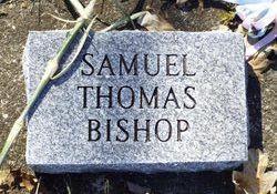 Samual Thomas Bishop