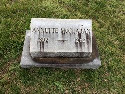 Annette McClaran