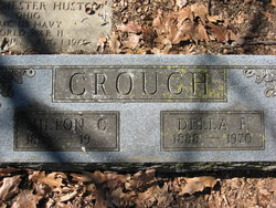 Della Charlotte <i>Profitt</i> Crouch