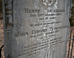 Henry Threadgold