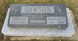 Margaret Lavona <i>Aldridge</i> Dawson