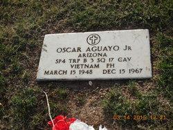 Oscar Aguayo, Jr