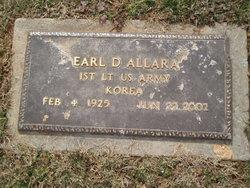 Lieut Earl D. Allara
