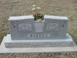 Geraldine Y. Jerri <i>Harney</i> Barnes