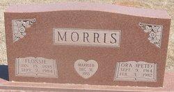 Flossie Morris