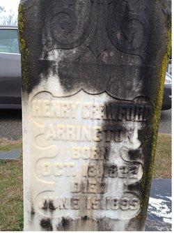 Henry Crawford Arrington