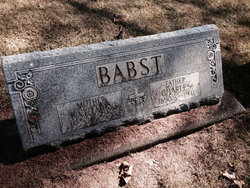 Catherine <i>Bauer</i> Bapst