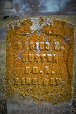 Darius R Huston
