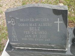 Doris Mae <i>Albert</i> Belz