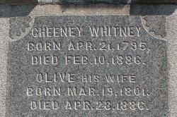 Cheeney Whitney