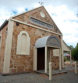 Kangarilla Bible Christian Church Cemetery
