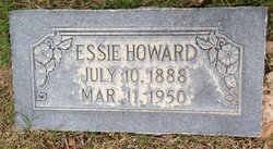 Essie <i>Andrews</i> Howard