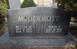 Beulah F <i>Morse</i> McDermott