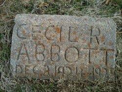 Cecil R. Abbot
