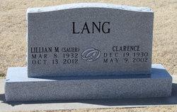 Clarence Lang