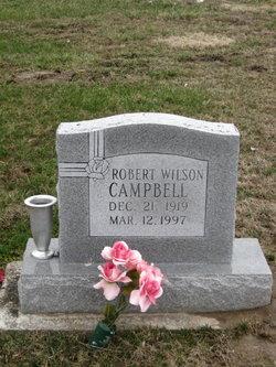 Robert Wilson Campbell
