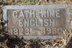Catherine <i>McElwee</i> English