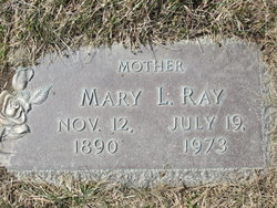 Mary L Ray