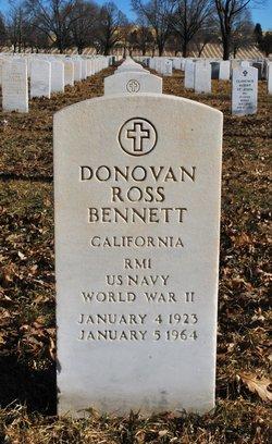 Donovan Ross Bennett