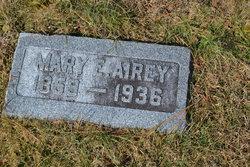 Mary Elizabeth <i>Crisp Orem</i> Airey