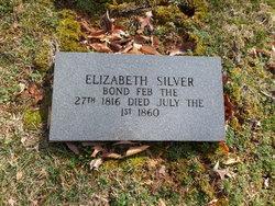 Elizabeth <i>Gouge</i> Silver