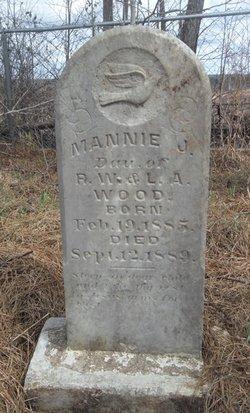 Mannie J Wood