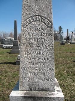 Esther <i>Belding</i> Whitney