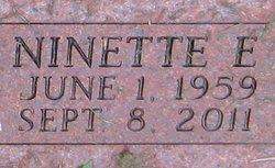 Ninette Elaine <i>Thedford</i> Gotcher