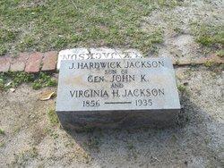 J Hardwick Jackson