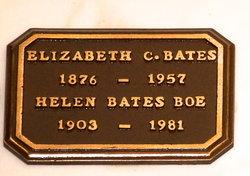 Elizabeth <i>Colburn</i> Bates
